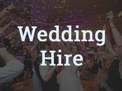 Gazzas Disco Hire Wedding Hire Homepage Image Links 009