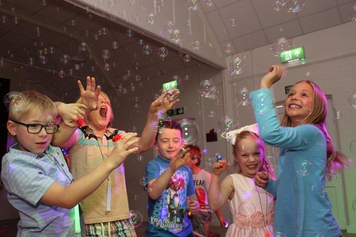 Gazza's Disco Hire Childrens Events Image 002