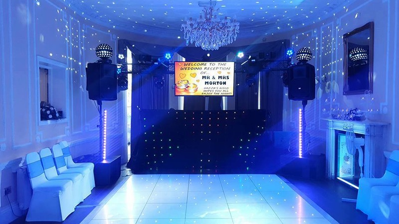 Gazzas Disco Hire Mansfield Chesterfield Additional Services Images 005